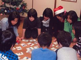 英会話クリスマス会